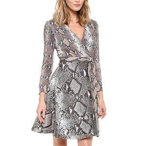 DVF Amelia Two Wrap Dress